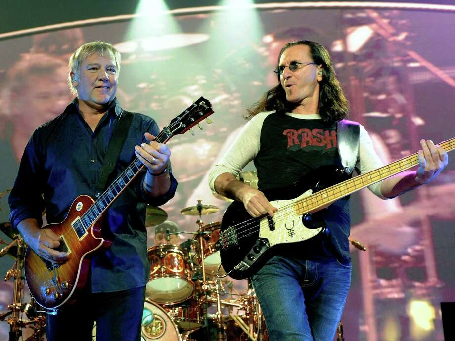 Rush will be inducted into the the Rock & Roll Hall of Fame and Museum in 2013. See who else made it. Photo: GETTY IMAGES
