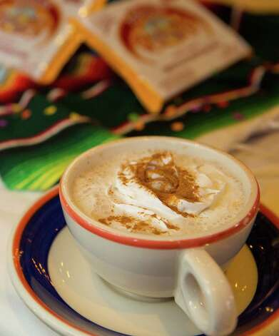 FOR TASTE - Mexican Hot Chocolate is pictured at Mi Tierra on Monday, Nov. 26, 2012. MICHAEL MILLER / FOR THE EXPRESS-NEWS Photo: Michael Miller, San Antonio Express-News / © San Antonio Express-News