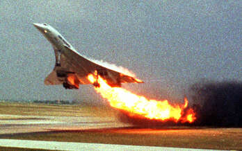 Concorde crash Paris