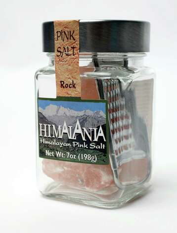 HIMALANIA PINK SALT Photo: Juanito M Garza, San Antonio Express-News / San Antonio Express-News