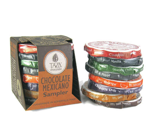 Taza chocolate sampler from Whole Foods for holiday gift guide Photo: Courtesy Photo