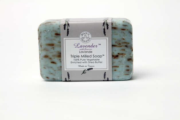 EYE ON AISLE soap Lavender Photo: Juanito M.Garza