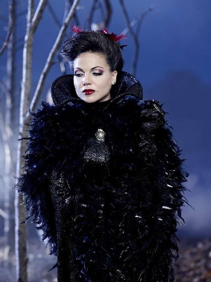 ABC's Once Upon a Time stars Lana Parrilla as Evil Queen/Regina. (ABC/Karen Hill)