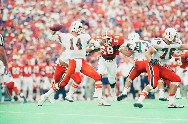 1986: Vinny Testaverde 