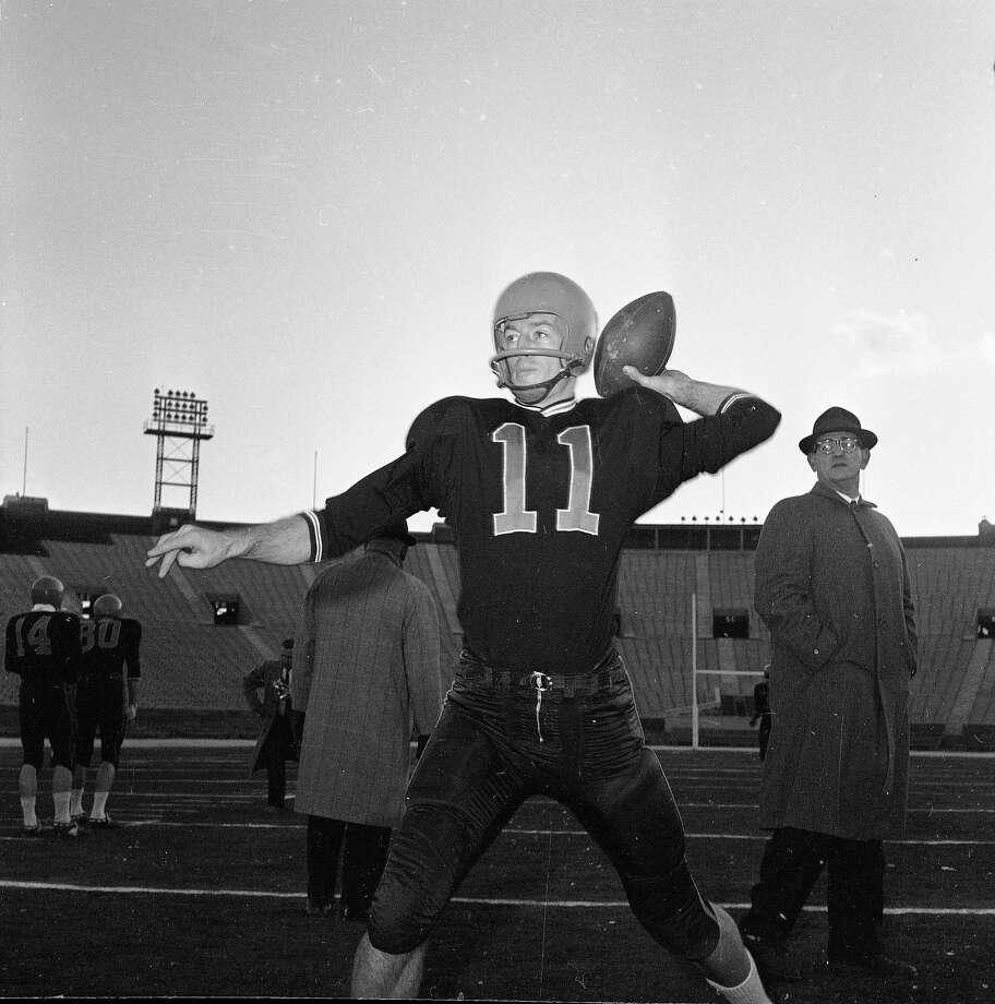 1962: Terry Baker  School: Oregon State Position: QB  Class: Senior  Photo: File Photos