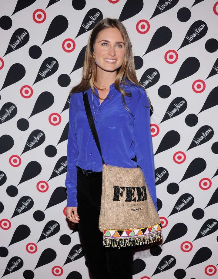 Lauren Bush Lauren attends the Target + Neiman Marcus Holiday Collection launch event on November 28, 2012 in New York City.  (Photo by Jamie McCarthy/Getty Images for Target) Photo: Jamie McCarthy, Getty Images For Target / 2012 Getty Images