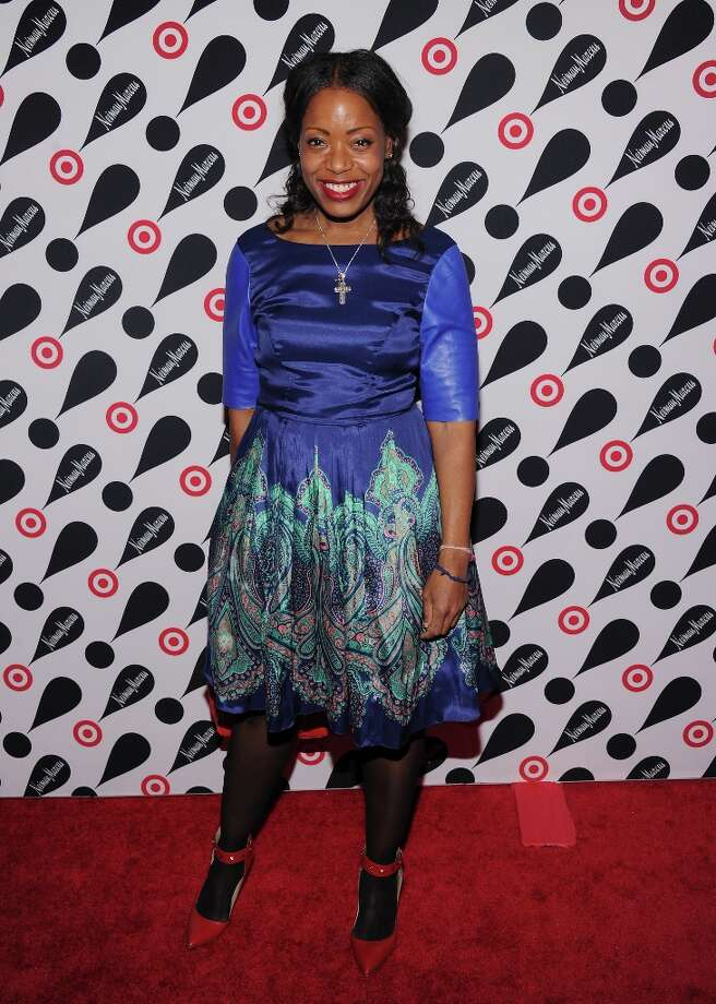 Fashion designer Tracy Reese attends the Target + Neiman Marcus Holiday Collection launch event on November 28, 2012 in New York City.  (Photo by Jamie McCarthy/Getty Images for Target) Photo: Jamie McCarthy, Getty Images For Target / 2012 Getty Images