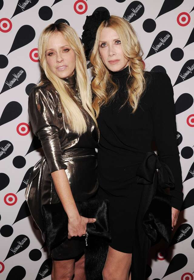 Fashion designers Pamela Skaist-Levy (L) and Gela Nash-Taylor attend the Target + Neiman Marcus Holiday Collection launch event on November 28, 2012 in New York City.  (Photo by Jamie McCarthy/Getty Images for Target) Photo: Jamie McCarthy, Getty Images For Target / 2012 Getty Images