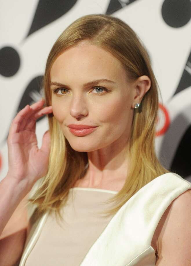 Actress Kate Bosworth attends the Target + Neiman Marcus Holiday Collection launch event on November 28, 2012 in New York City.  (Photo by Jamie McCarthy/Getty Images for Target) Photo: Jamie McCarthy, Getty Images For Target / 2012 Getty Images