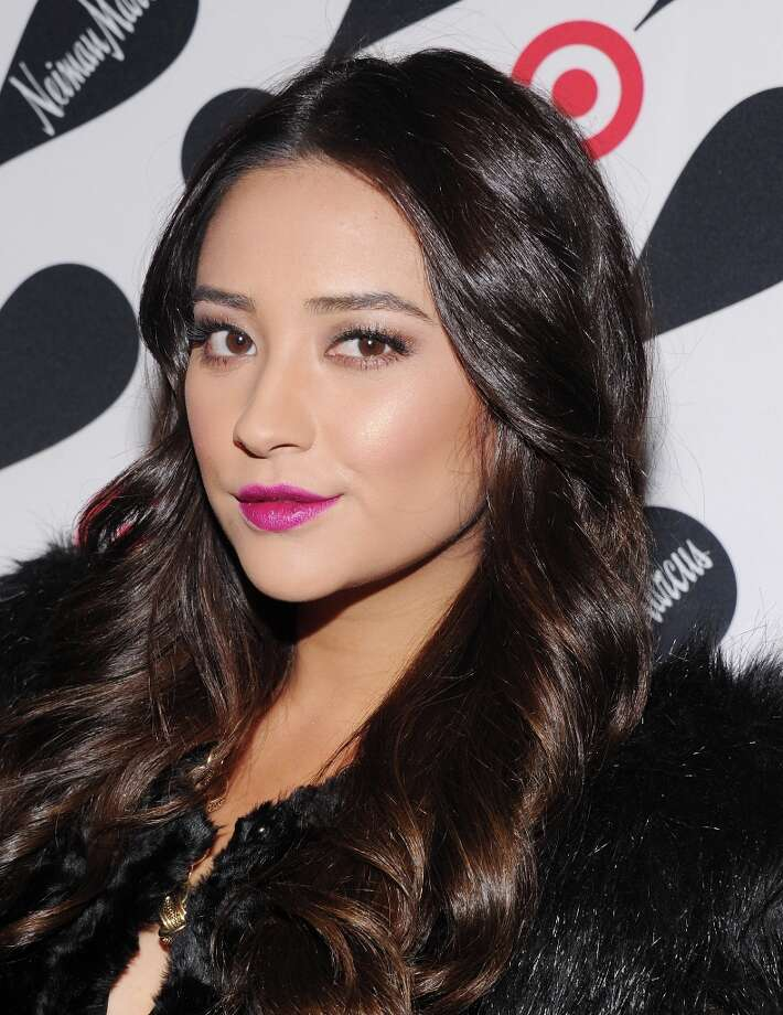 Actress Shay Mitchell attends the Target + Neiman Marcus Holiday Collection launch event on November 28, 2012 in New York City.  (Photo by Jamie McCarthy/Getty Images for Target) Photo: Jamie McCarthy, Getty Images For Target / 2012 Getty Images