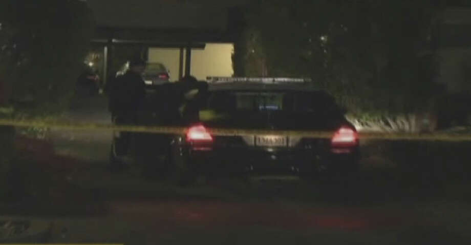 Palo Alto police were searching for an intruder after a woman alerted them of a break in. Photo: CBS San Francisco