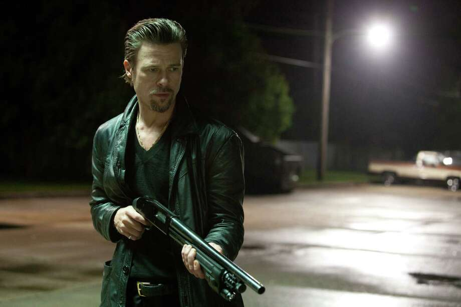 Brad Pitt as Jackie Cogan in KILLING THEM SOFTLY Photo: Melinda Sue Gordon © 2011 Cogan?s Productions Photo: Melinda Sue Gordon / © 2011, Cogan's Productions, LLC