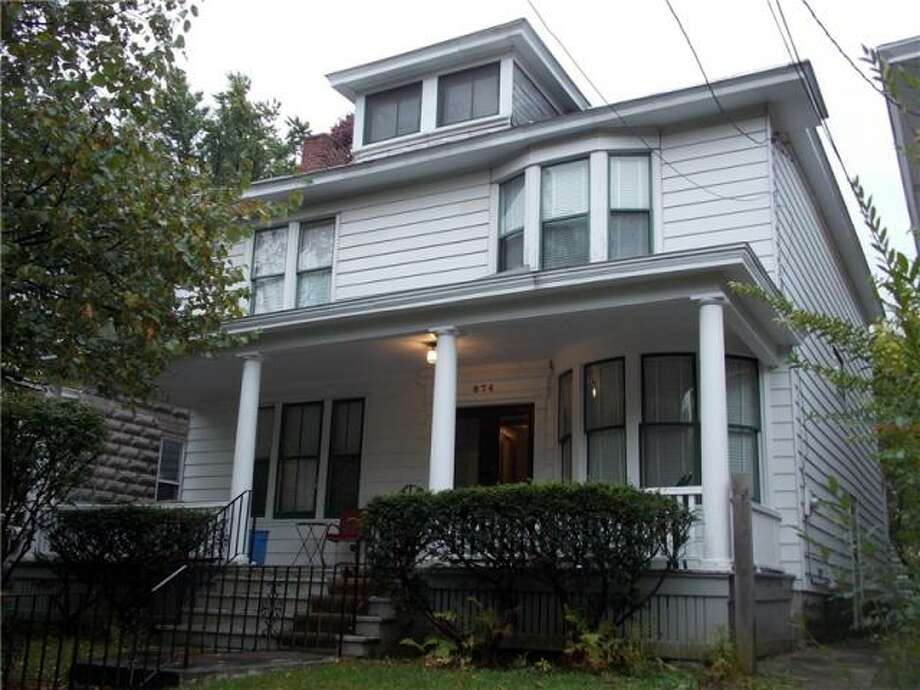 House of the Week: 874 Lancaster St., Albany | Realtor: Jim McLoughlin at Coldwell Banker Prime Properties | Discuss: Talk about this house Photo: Courtesy Photo
