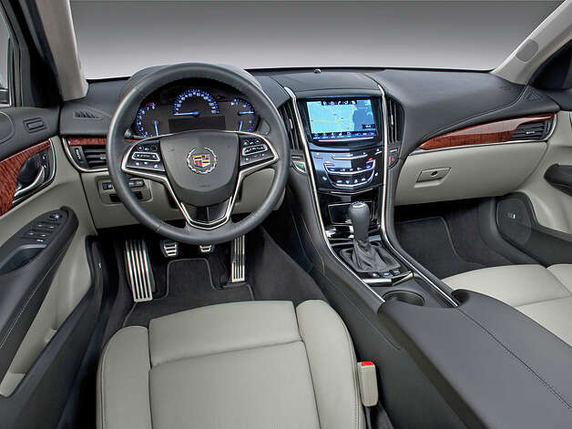 2013 Cadillac ATS (photo courtesy General Motors Corporation)