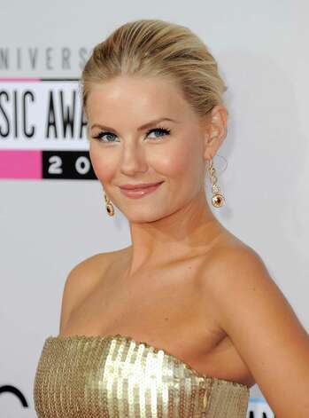 Elisha Cuthbert arrives at the 40th Anniversary American Music Awards on Sunday, Nov. 18, 2012, in Los Angeles. (Photo by Jordan Strauss/Invision/AP) Photo: Jordan Strauss / Invision