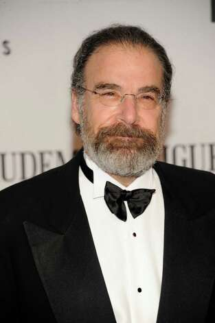 Mandy Patinkin arrives at the 66th Annual Tony Awards on Sunday June 10, 2012, in New York. (Photo by Evan Agostini /Invision/AP) Photo: Evan Agostini / Invision