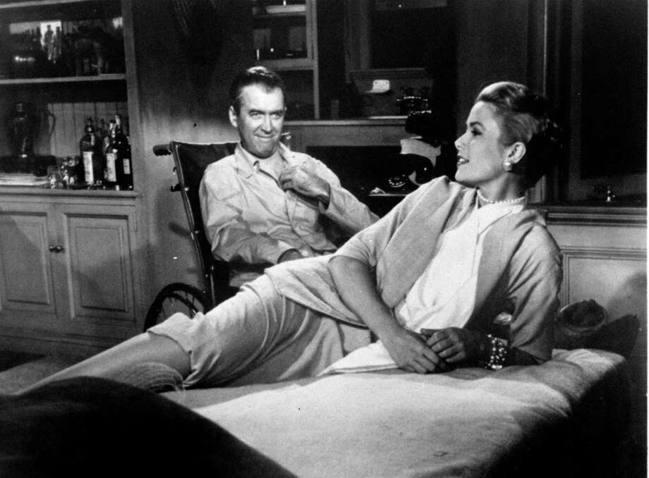 29)Rear WindowReleased: 1954IMDb Rating: 8.6 Photo: Anonymous, HO / Paramount Pictures