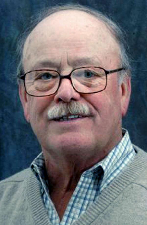 Bill Stuart, first selectman of Bridgewater. 2012 Photo: Contributed Photo
