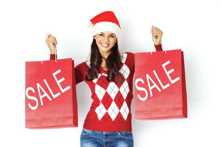 Black Friday shopping doesn't have to be insane. (Fotolia.com) / pressmaster - Fotolia