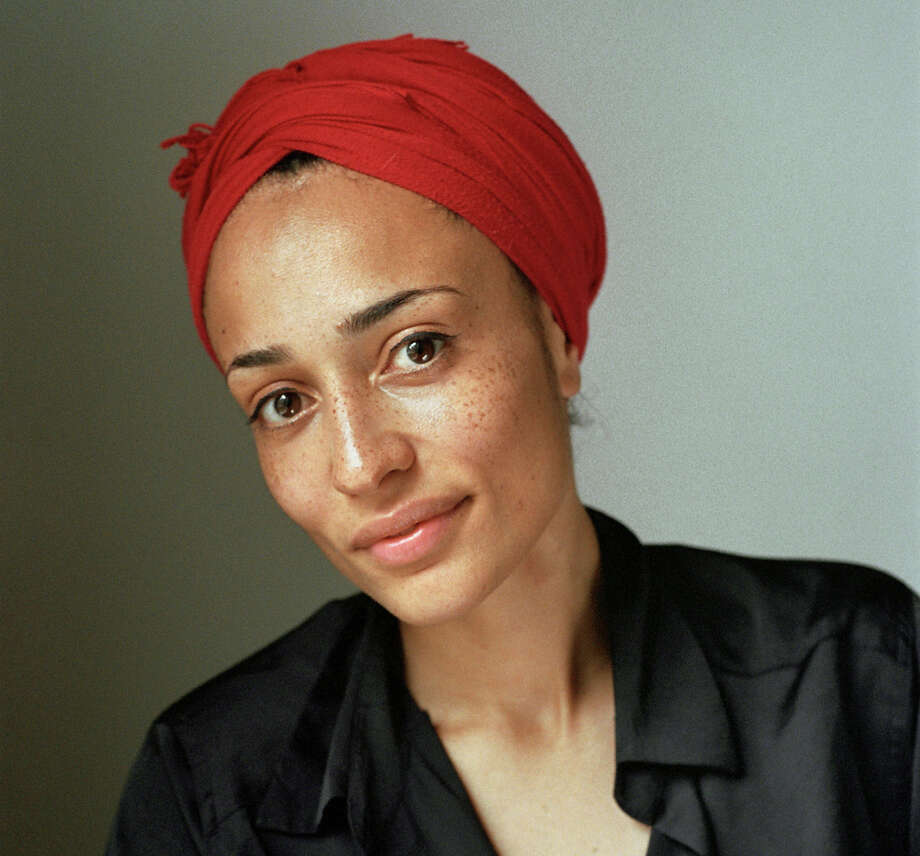 Zadie Smith (Roderick Field) Photo: Only The Best :-))