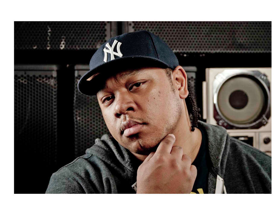 "Gospel hip-hop performer Tedashii's latest solo outing is ""Blacklight."" Photo: Reach Records"