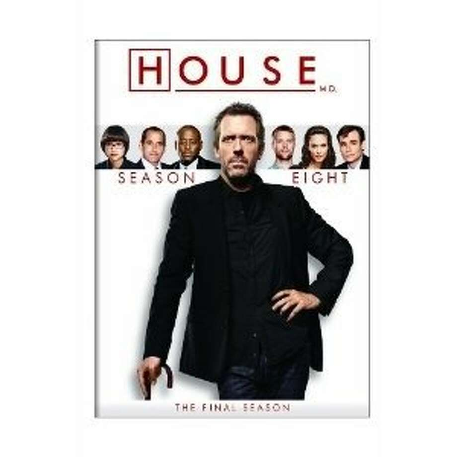 dvd cover HOUSE M.D.: SEASON EIGHT Photo: Universal, Amazon.com