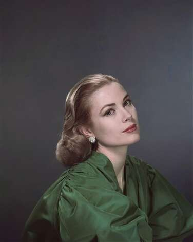 "Grace Kelly played Lisa Fremont in ""Rear Window.""  Photo: AP Photo"