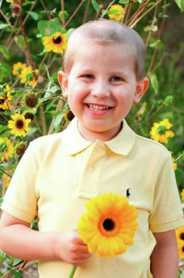 Jaxon Reese Davis inspired fundraising to buy things for other kids with cancer — just as he wanted. Photo: Courtesy Photo