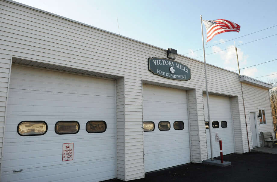 The Victory Mills Fire Department on Thursday Nov. 29, 2012 in Victory, N.Y.  (Lori Van Buren / Times Union archive) Photo: Lori Van Buren
