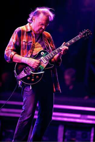 NEW ORLEANS, LA - OCTOBER 26:  Neil Young of Neil Young & Crazy Horse performs during the 2012 Voodoo Experience at City Park on October 26, 2012 in New Orleans, Louisiana.  (Photo by Erika Goldring/WireImage) Photo: Erika Goldring, WireImage / 2012 Erika Goldring