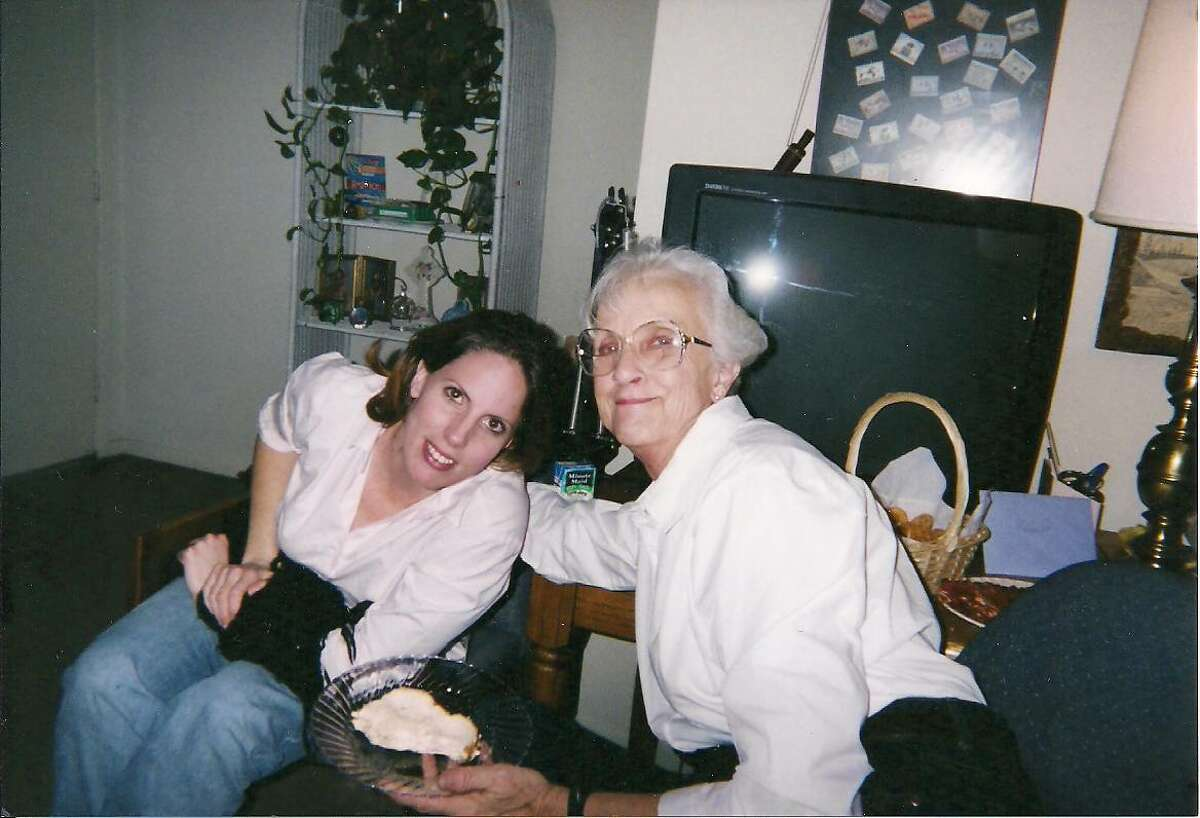 Della Christine Jones, 78, right, died Sept. 21, 2012. In her obit her family mentioned her numerous frustrations with Metro's door-to-door service for disabled residents. Jones, who was blind, relied on the service at least four times a week for the past year.