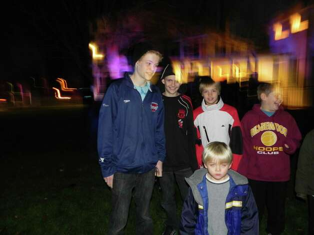 Were you seen at Westport's Tree Lighting Celebration downtown Thursday evening?  11/29/2012 Photo: Photo: Todd Tracy/ Hearst Connecticut Media Group