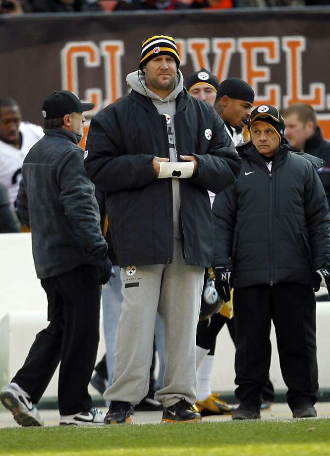 Ben Roethlisberger is expected to miss his third straight game because of injury. Photo: Tony Dejak, Associated Press