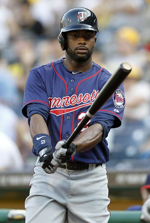 Denard Span was obtained to play center field and lead off. Photo: Keith Srakocic, Associated Press