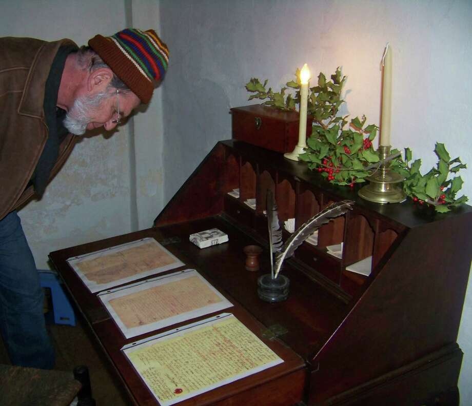 The Fairfield Museum will offer Candlelight at the Ogden House tours on Friday, Dec. 7. Photo: Contributed Photo