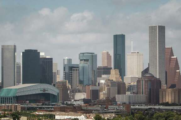 FilePhoto.  The downtown Houston skyline, Thursday, Aug. 2, 2012, in Houston.