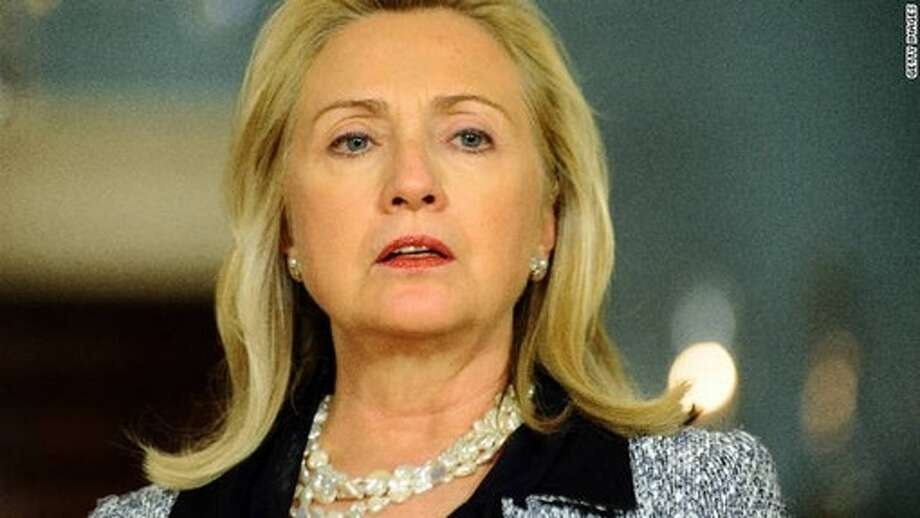 Hillary Clinton -- suddenly comfortable in her skin, happy with who she is, powerful . . . and yes, cool.  And the best bet, from a vantage point of four years out, for being the next president of the United States.