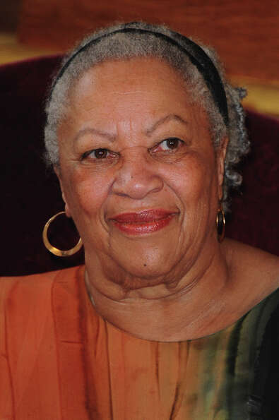 US Author and Nobel Prize in literature winner Toni Morrison receives the Honor Medal of The City of