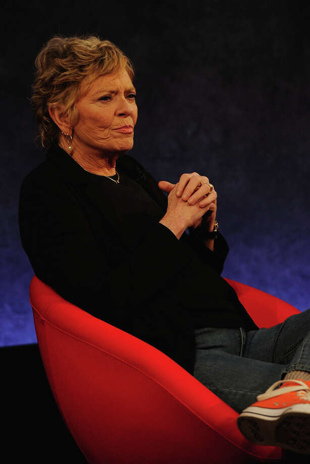 Linda Ellerbee speaks on October 13, 2011 in New York City. The real deal. (Photo by Larry Busacca/Getty Images for Nickelodeon) Photo: Larry Busacca, Getty Images For Nickelodeon / 2011 Getty Images