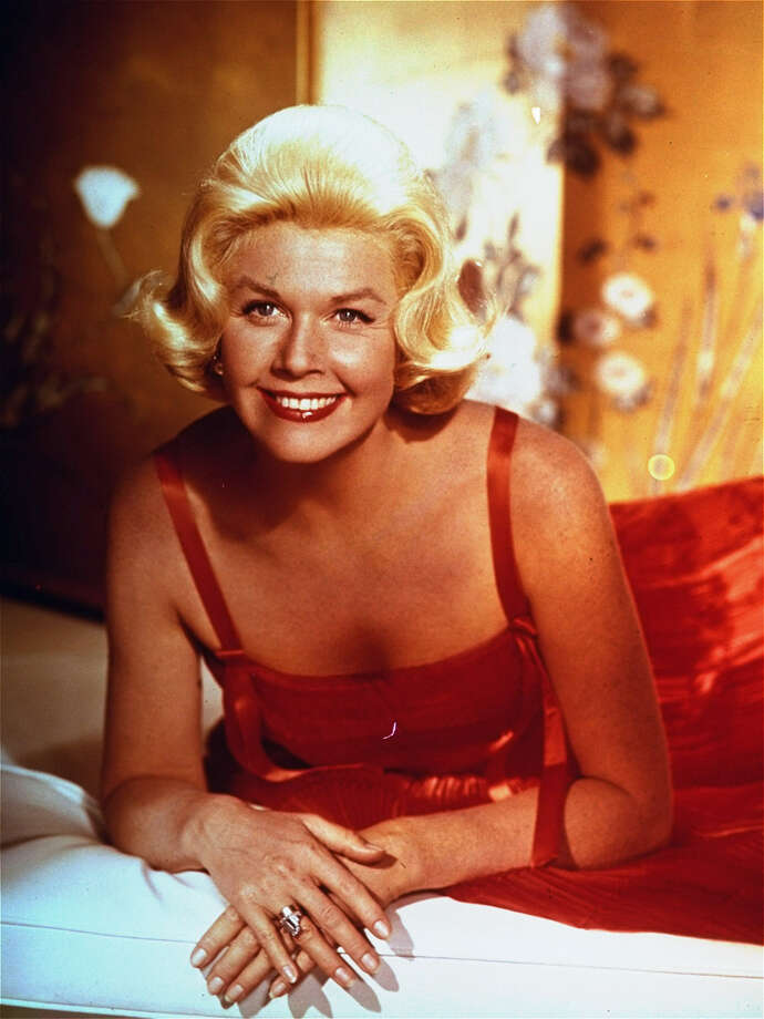Actress-singer Doris Day, is shown in this 1962 photo, was a recording star in the 1940s , and a popular film star from the early1950s through the early 1960s. And a beauty.  She was great at everything, and is so under-rated it's not funny. Photo: ASSOCIATED PRESS / AP1961