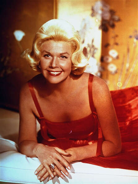 Actress-singer Doris Day, is shown in this 1962 photo, was a recording star in the 1940s , and a pop