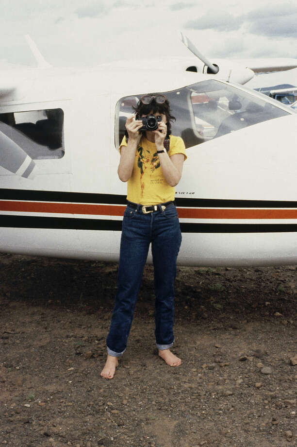 Who is that?  It's Linda Ronstadt -- in 1979. Photo: Matt Franjola, ASSOCIATED PRESS / AP1979