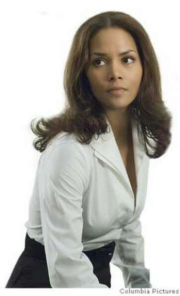 Halle Berry -- for strong work in CLOUD ATLAS.