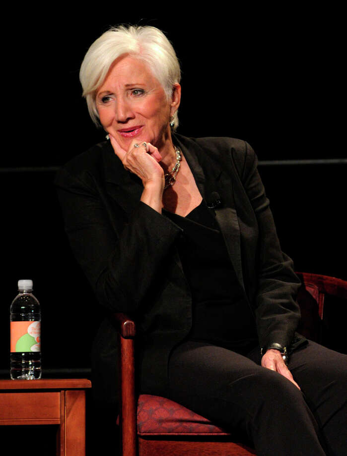 Olympia Dukakis -- the most successful of the Dukakises. Photo: Phelan M. Ebenhack, ASSOCIATED PRESS / AP2010