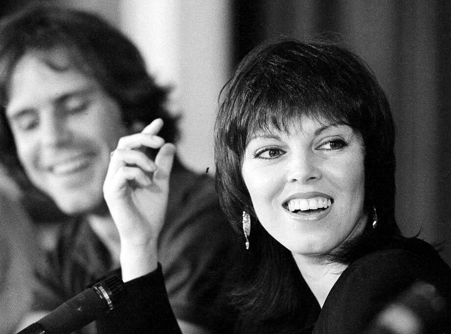 Pat Benatar (shown in 1982) -- very cool, and a nice lady, too. Photo: LENNOX MCLENDON, AP / 1982 AP