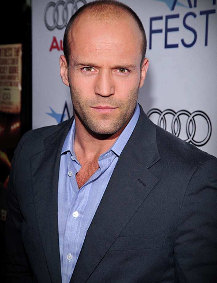 Jason Statham -- British action star. Photo: Frazer Harrison, Getty Images For AFI / 2008 Getty Images