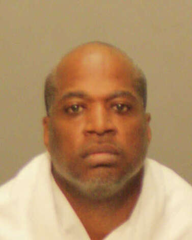 James E. Shepard, of Stamford, is facing several charges after he allegedly smashed a window at a Halsey Drive residence in a failed burglary attempt Thursday, Nov. 29, 2012, and was chased down by police near the Greenwich/Stamford border. Photo: Contributed Photo