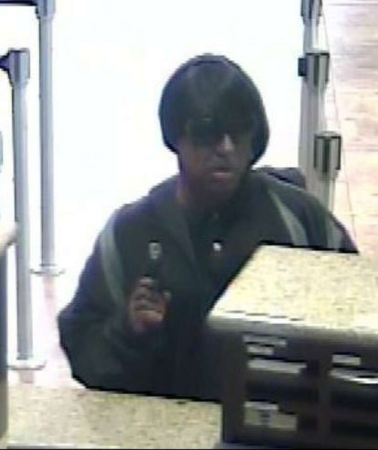 On 11-30-12, at approximate 9:16am, the Security Services Federal Credit Union, 1692 State Hwy 46 was robbed by the individual pictured. Anyone with information can contact New Braunfels Police Department Det. David Schroeder at dschroeder@nbtexas.org. Photo: Courtesy NBPD