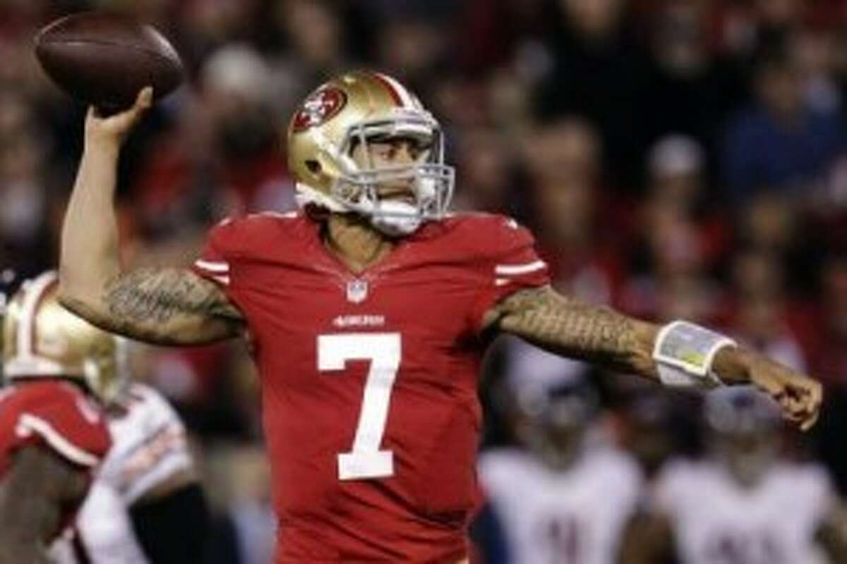 Ex-49ers QB Collin Kaepernick filed a collusion grievance against the NFL in October 2017, arguing that owners were colluding against him.
