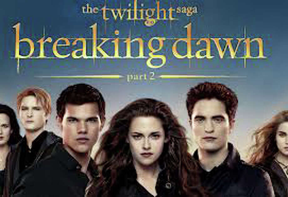 """Twilight: Breaking Dawn, Part II,"" the conclusion of the popular vampire-werewolf fantasy films, is now playing in area theaters. Photo: Contributed Photo / Westport News contributed"